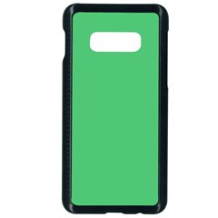 Color Paris Green Samsung Galaxy S10e Seamless Case (black) by Kultjers