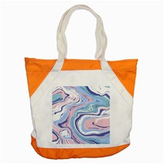 Vector Vivid Marble Pattern 11 Accent Tote Bag