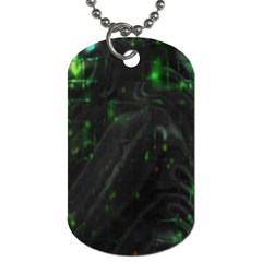 Alien2 Dog Tag (two Sides)