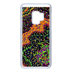 Goghwave Samsung Galaxy S9 Seamless Case(white) by LW41021