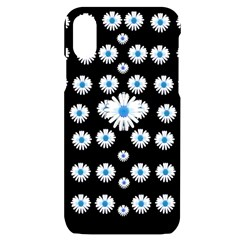 Festive Flowers For The Perfect Day In Peace Iphone X/xs Black Uv Print Case
