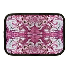 Rosa Antico Repeats Netbook Case (medium)