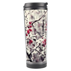 Berries In Winter, Fruits In Vintage Style Photography Travel Tumbler