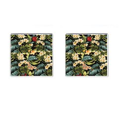 Jungle Cufflinks (square)