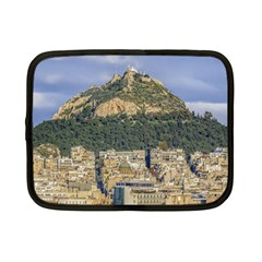 Atenas Aerial View Cityscape Photo Netbook Case (small)