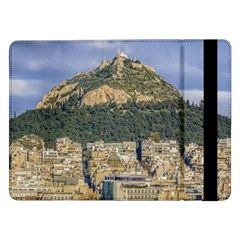 Atenas Aerial View Cityscape Photo Samsung Galaxy Tab Pro 12 2  Flip Case