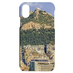 Atenas Aerial View Cityscape Photo Iphone X/xs Black Uv Print Case