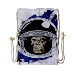Spacemonkey Drawstring Bag (small)