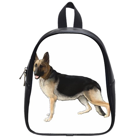 German Shepherd Alsatian Dog Gifts Bw
