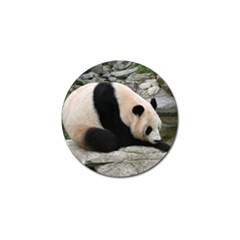 Giant Panda Golf Ball Marker (10 Pack) by ironman2222