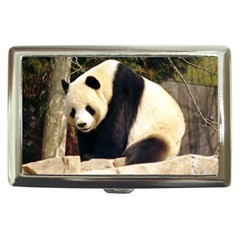 Giant Panda National Zoo Cigarette Money Case