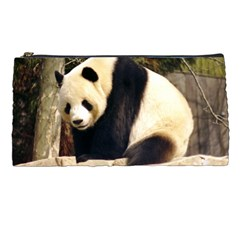 Giant Panda National Zoo Pencil Case by rainbowberry