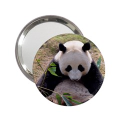 Big Panda 2 25  Handbag Mirror by dropshipcnnet