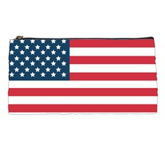Flag Pencil Case by tammystotesandtreasures