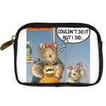 Wombat Woman Compact Camera Case Front