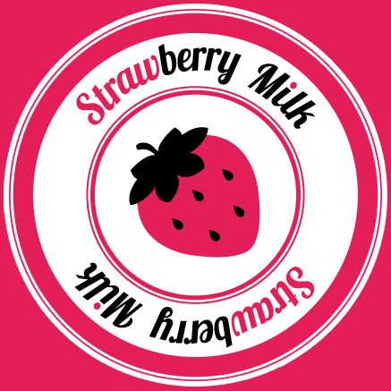 Strawberry Milk logo