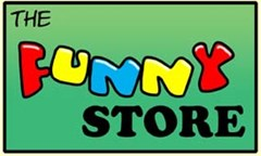 The Funny Store logo