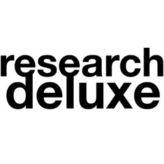 Research Deluxe Merch logo