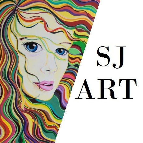 Sarah Jennifer ART logo