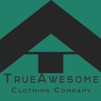 True Awesome Clothing Co logo