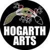 Hogarth Arts logo