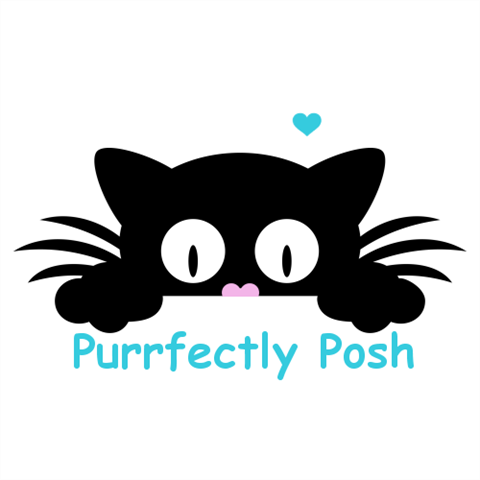 Purrfectly Posh logo